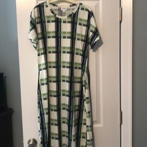 NWOT LulLaRoe Marley Dress Size M